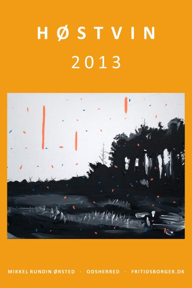 Høstvin 2013 - Mikkel Rundin Ørsted